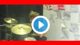 "(19)""Video Diary of GEZAN""BODY VUILLDING PROJECT~石原ロスカル27時間ドラム編~が公開されました。"