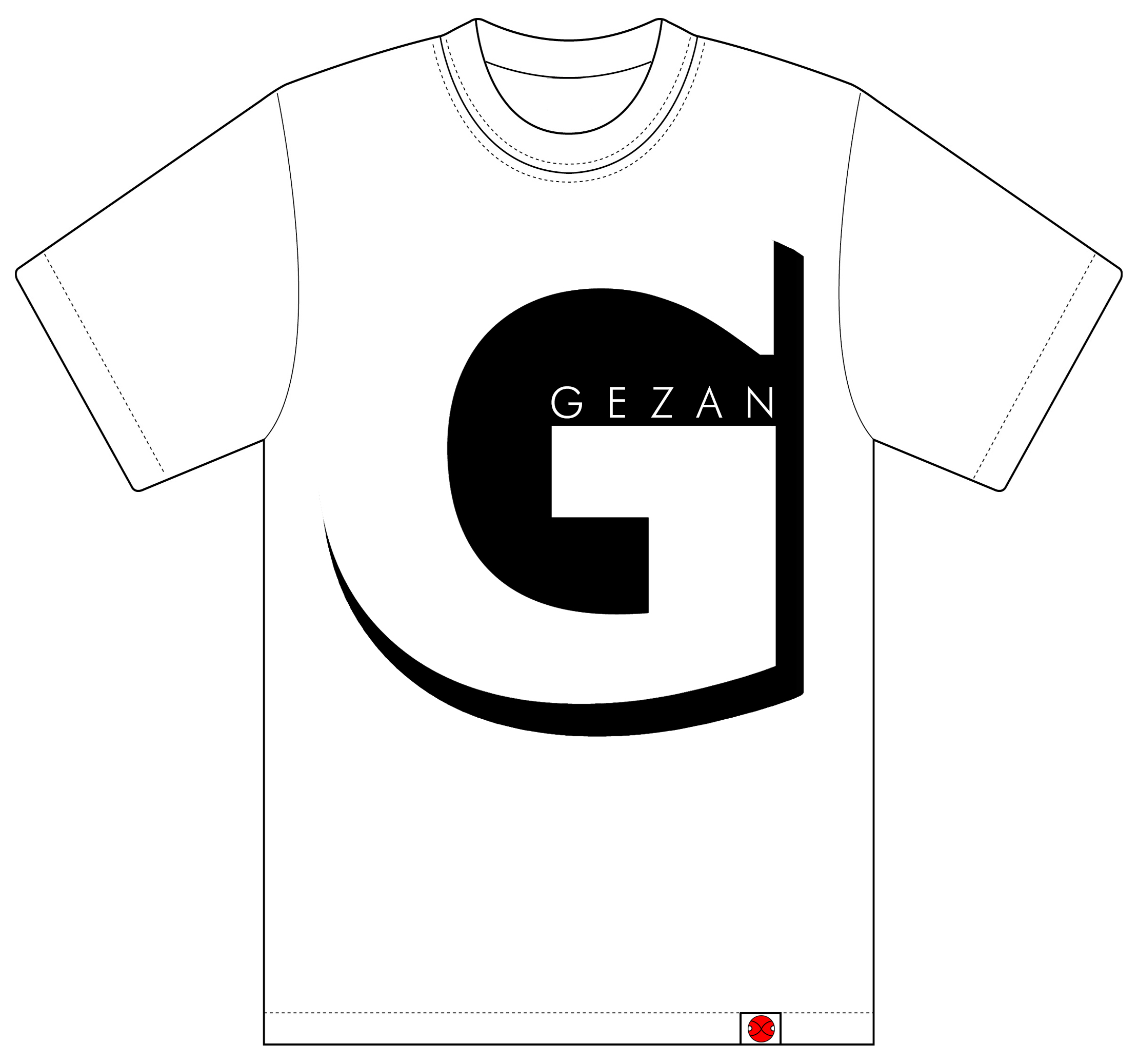 NEW GEZAN 『BIG G』T-shirts 発売