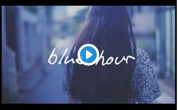 New Album「NEVER END ROLL」より「blue hour」のMVが公開されました!